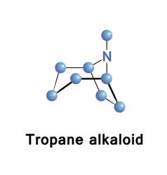 Tropane bicyclic alkaloid vector