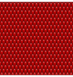 Red Dragon Scales Seamless Pattern Texture Stock vector image