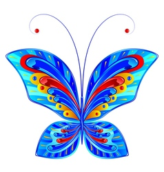 Fabulous butterfly vector