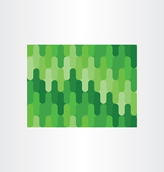 green abstract seamless pattern background vector image vector image