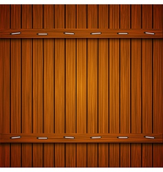 wooden background Eps10 vector image
