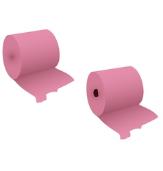Hygienic paper vector image