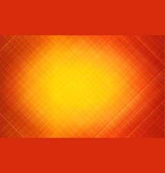 abstract orange background with stripes vector image vector image