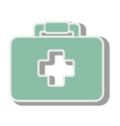 Case medicine doctor vector