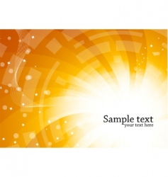 vector bright tech background vector image vector image