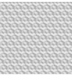 geometric polygon seamless pattern vector image vector image