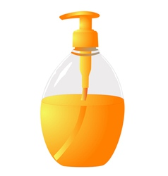 Liquid soap 2 vector