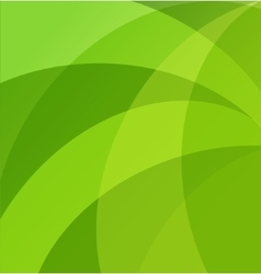 Green abstract design background vector