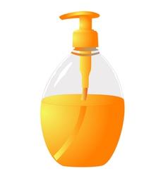 Liquid soap 2 vector