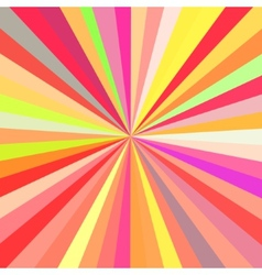 rays background vector image