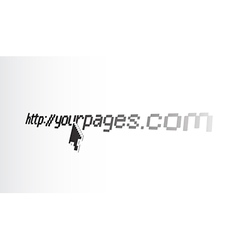 Your pages vector image