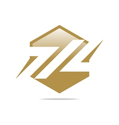 Logo company name design perfect elegant vector