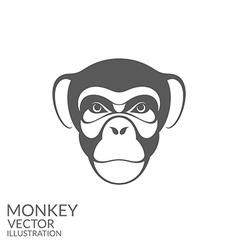 Monkey Chimpanzee vector image