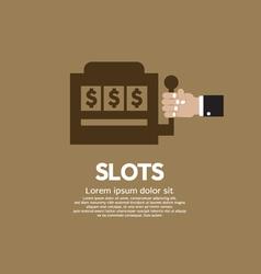Slots vector