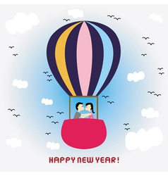 New year card6 vector