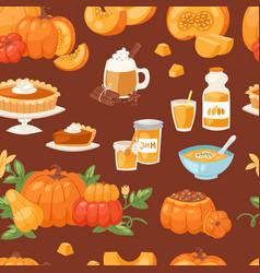 Pumpkin food soup cake pie meals organic vector