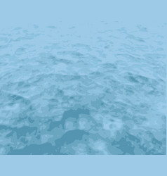 Sea water texture abstract background vector
