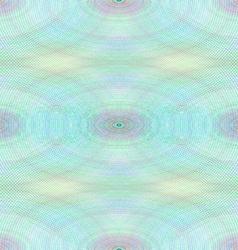 Seamless ellipse watermark pattern vector