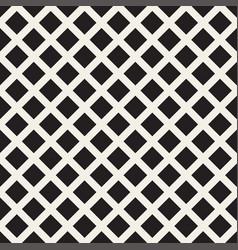 grid geometric seamless pattern vector image