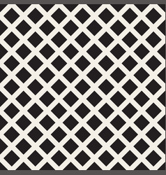 Grid geometric seamless pattern vector