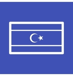 Libya vector image