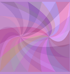 Abstract double swirl background - graphic from vector