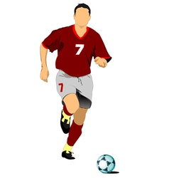 Football 01 vector