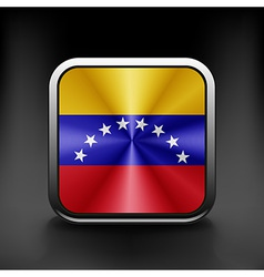 Venezuela icon flag national travel icon country vector