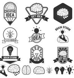 Get idea vector