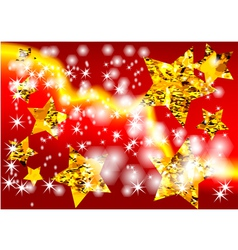 Red festive background vector