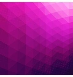Colorful abstract geometric background vector