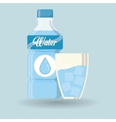 Drink graphic design vector