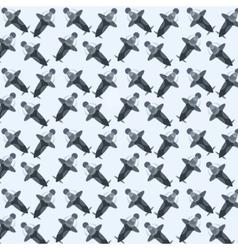 interstellar cosmos pattern vector image