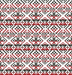 Seamless background with patterns vector
