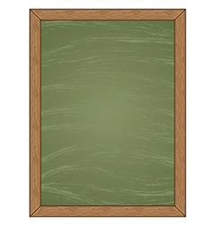 Menu chalkboard vector