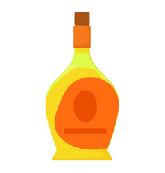Port wine icon cartoon style vector