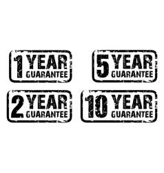 guarantee vector image