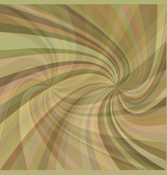 Geometric double spiral background - design from vector