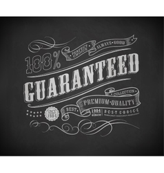 Set of vintage retro label vector
