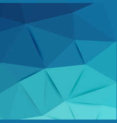 abstract blue graphic art vector image