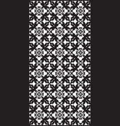 Rectangular lattice pattern background in oriental vector