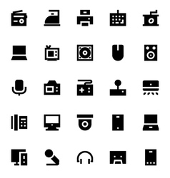 Electronics and Devices-4 vector image
