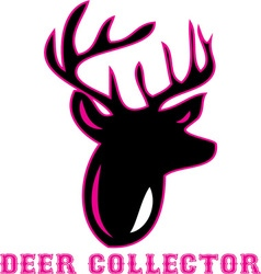 Deer collector vector