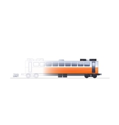 Train technical vector
