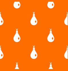 Crystal pendant pattern seamless vector