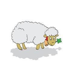 Lamb vector image