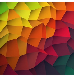Abstract colorful patches background vector
