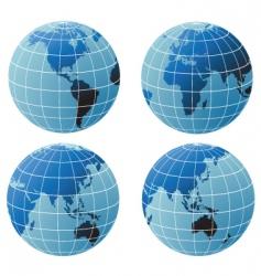 Earths vector