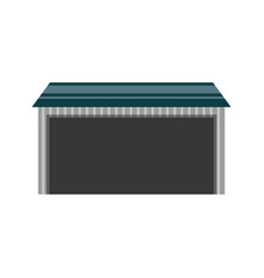warehouse delivery storage vector image