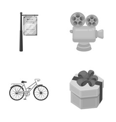 Leisure business cinematography and other web vector